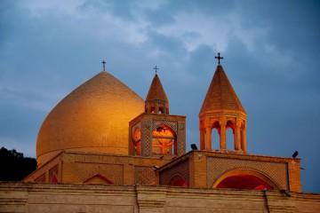 iran isfahan vank kilisesi