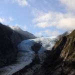 yeni zelanda buzul