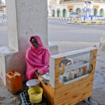 port sudan tea lady